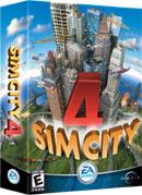 Simcity 4 box